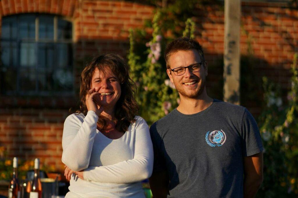 Ulrike Petzold, DAKU und Eric Klausch, Power On © Power On